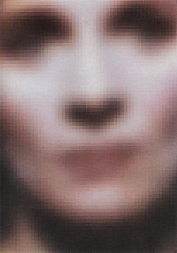 Juliette Binoche in Code inconnu Récit incomplet de divers voyages (2000)