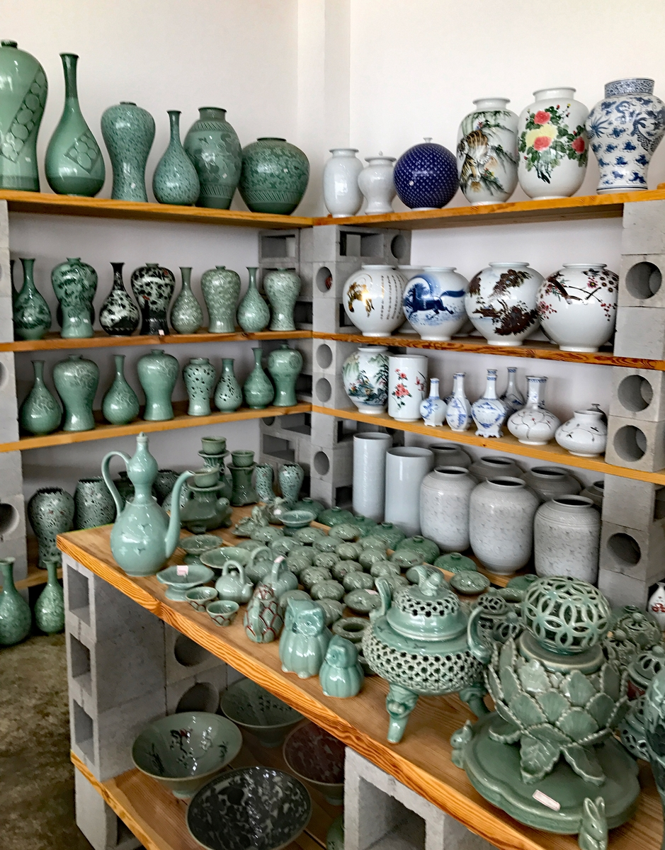 Korean Ceramics, Yeoju, Korea