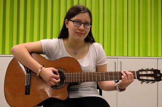 Emma Flyckt, Mosstorpsskolan