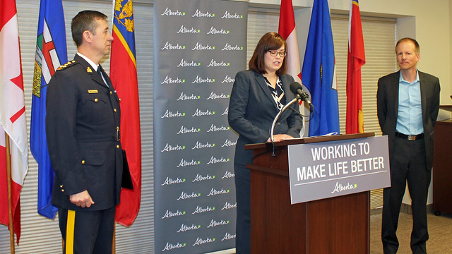 Minister Ganley announces new measures to ease pressure on Alberta's justice system