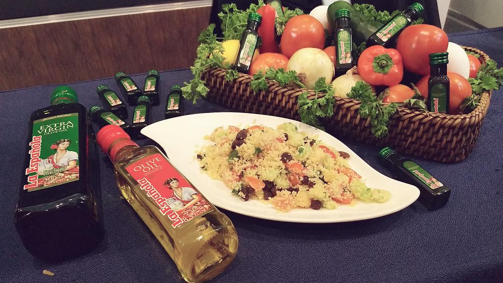 La Espanola Showcases New Trends in Using Olive Oil