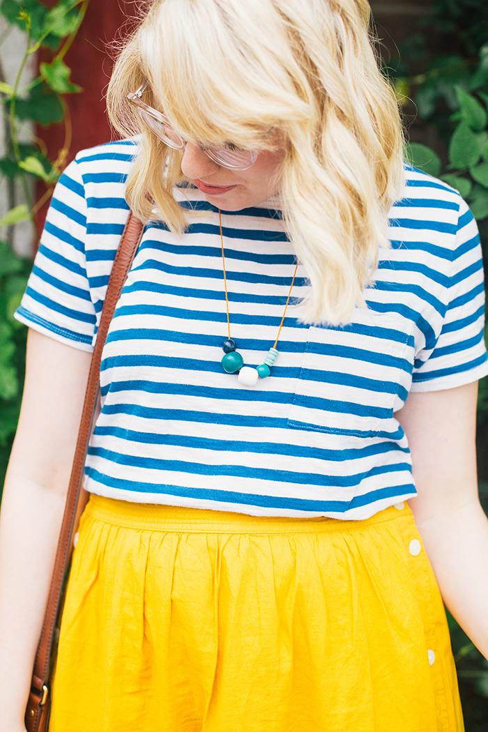 austin style blogger writes like a girl madewell midi skirt23