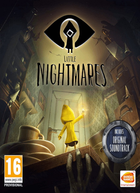 [PC]Little Nightmares-CODEX + DLC