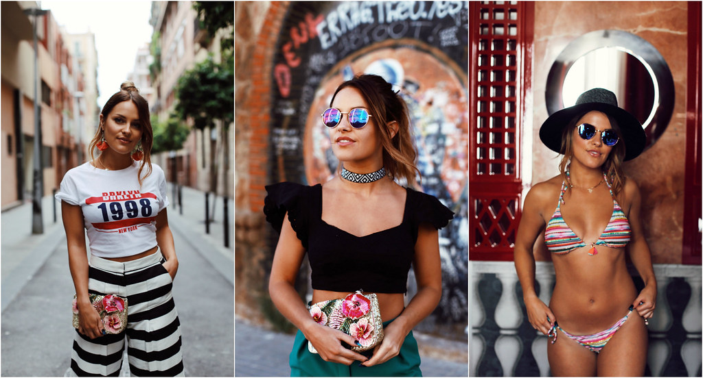The Little Magpie Three Barcelona Outfits Accessorize