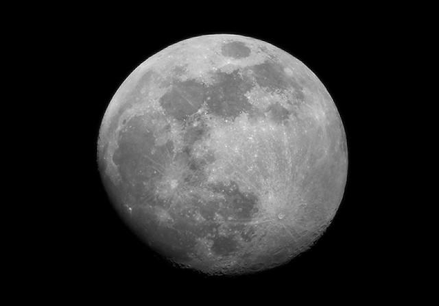 Photo Estamos en luna menguante