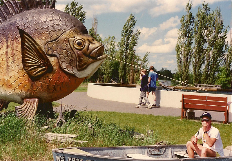 National Freshwater Fishing Hall of Fame, Hayward, WI