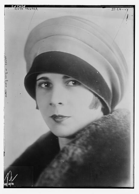 Ruth Tester (LOC)
