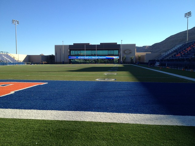 Bishop Gorman Football Stadium | Flickr - Photo Sharing!