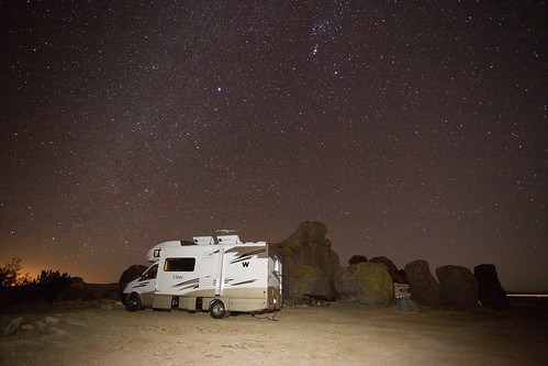 Under The Stars In The RV | by Duncan Rawlinson - Duncan.co - @thelastminute