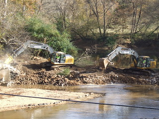 Smitherman Mill Dam Removal | by USFWS/Southeast