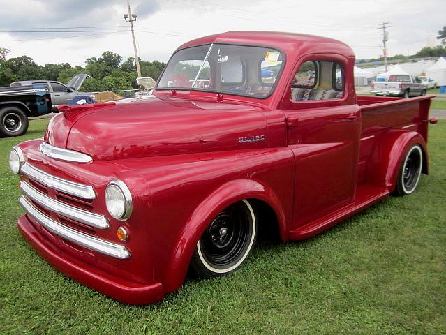 1949 Dodge Pickup Carlisle All Chrysler Nationals July