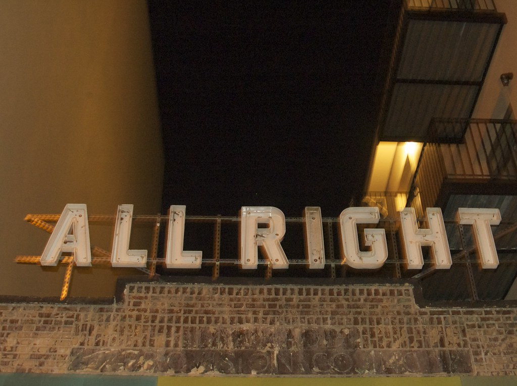 「all right」の画像検索結果