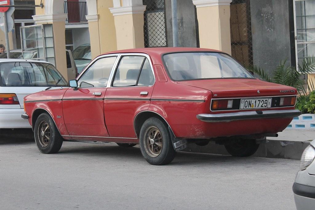 Car Part Pro >> 1970s Opel Kadett 1.2 S Berlina | This was a lovely little g… | Flickr