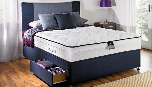 King size divan bed set double size 2 drawer divan bed for King size 2 drawer divan