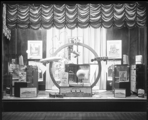 G.C. Willis Storefront Display, ca. 1930s | by The Urbana Free Library Digital Collections