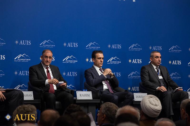 Sulaimani Forum 2017: Panel 5