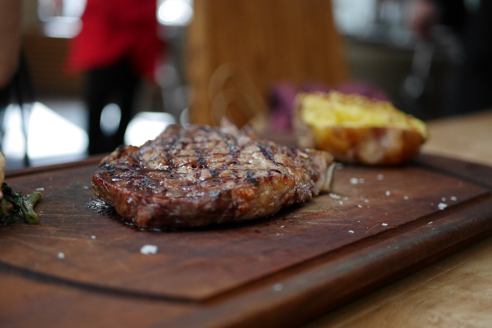 Nusr-Et Dallas Steak