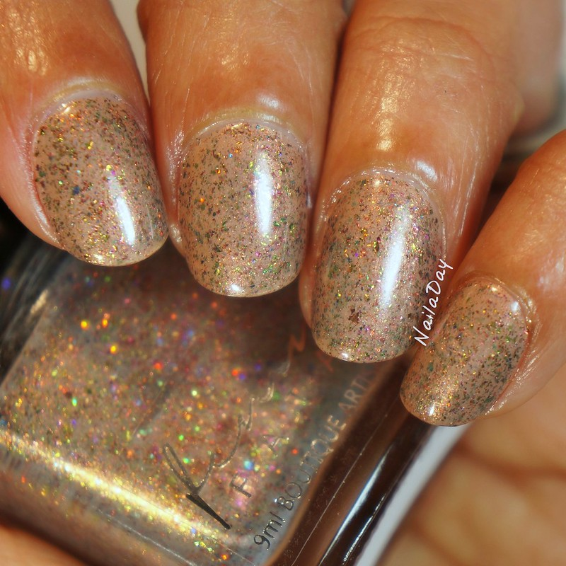 NailaDay: Femme Fatale The Secret of Secrets