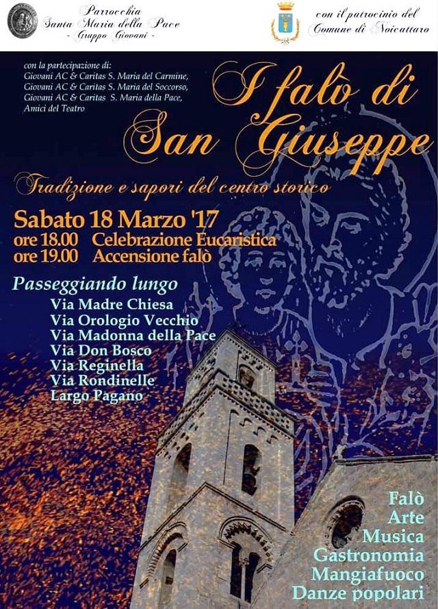 Noicattaro. Festa di San Giuseppe intero