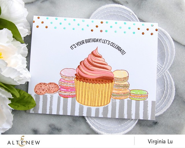 Altenew_LayeredCupcake_Virginia Lu #2