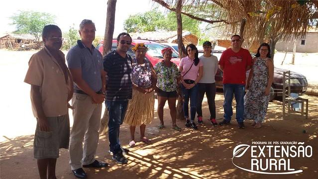 Disciplina Comunicação e Extensão Rural - Turma Nucleada - 2017.1