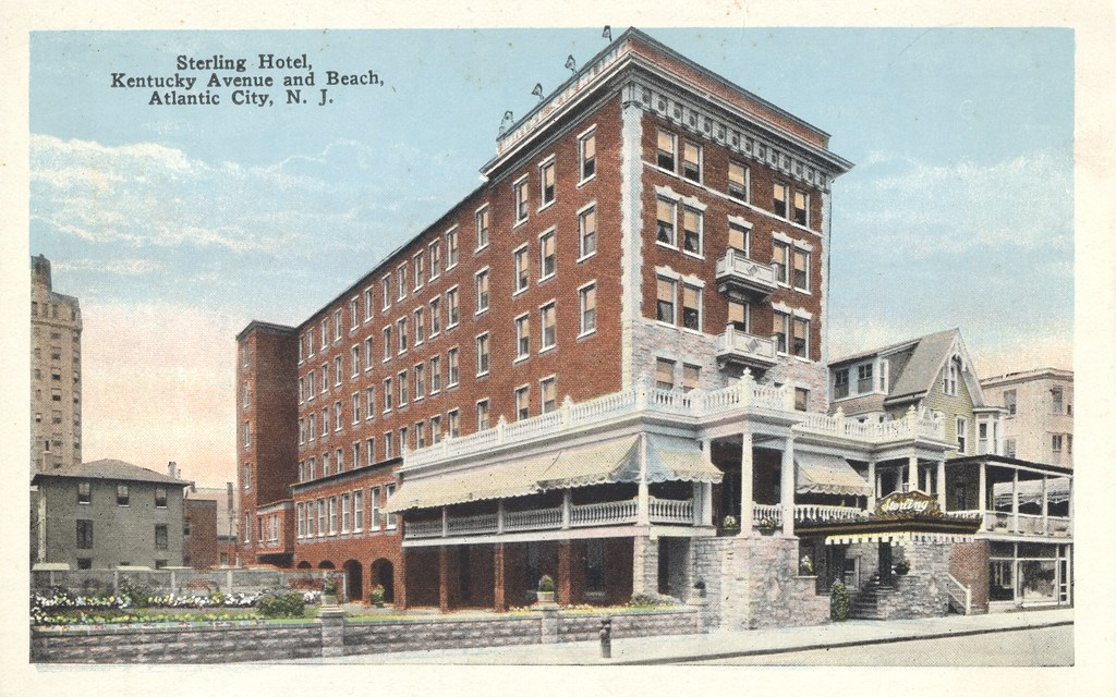 Sterling Hotel - Atlantic City, New Jersey