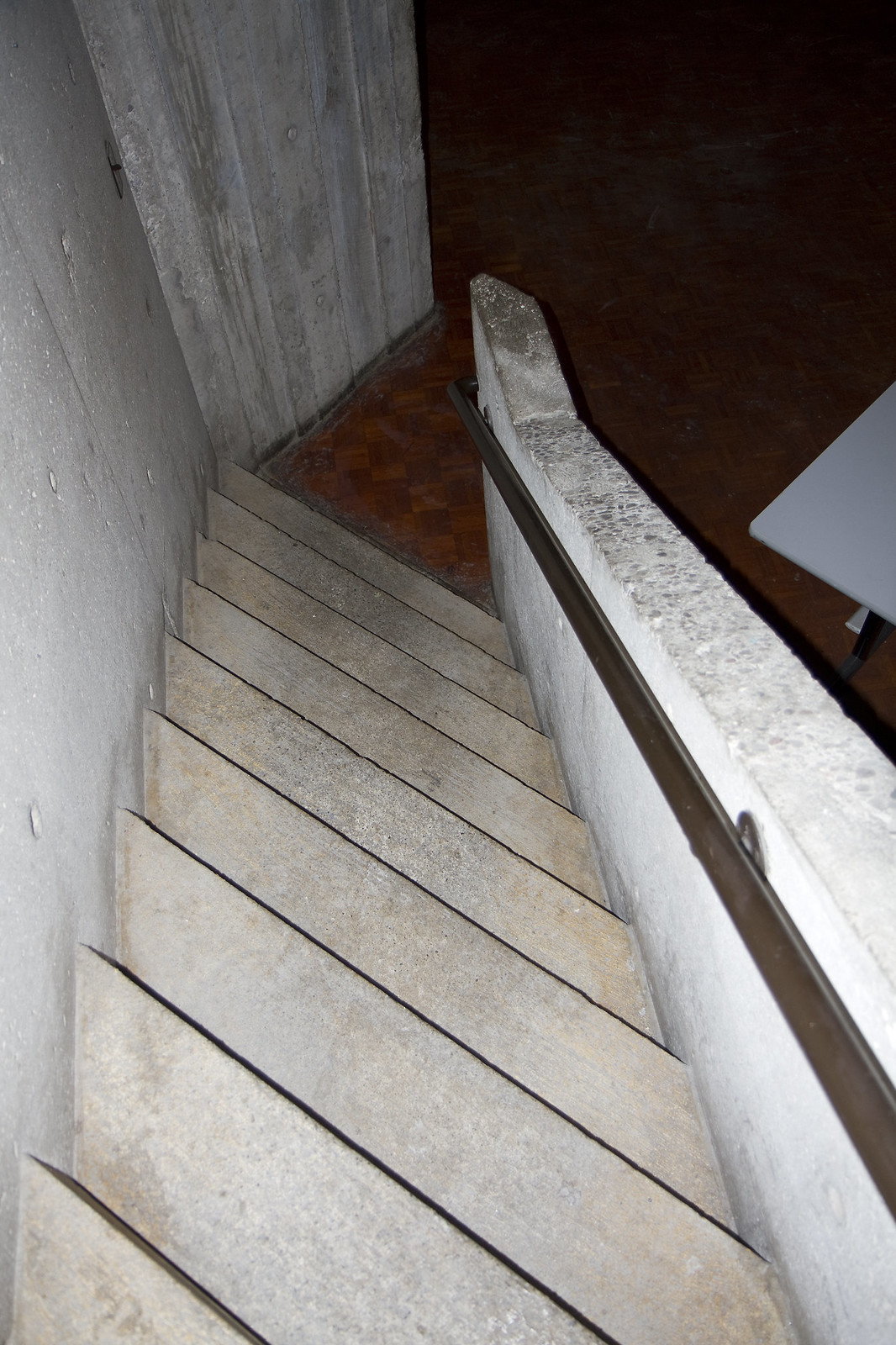 Angular stairs