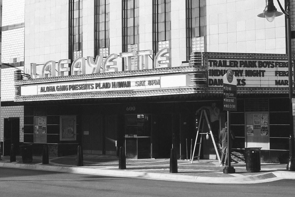 Lafayette Theater