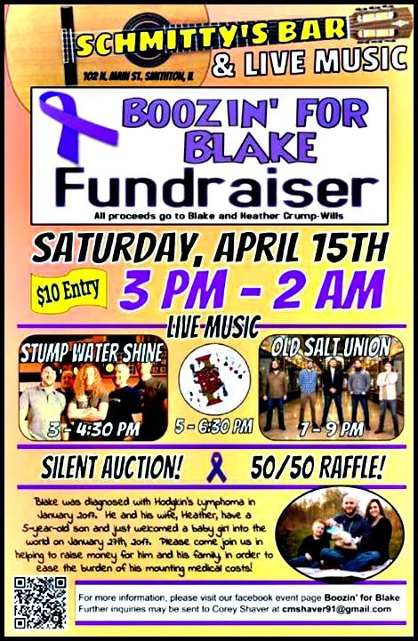 Blake Fundraiser 4-15-17