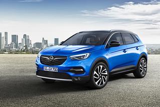 Neuer Opel Grandland X