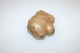 05 - Zutat Ingwer / Ingredient ginger