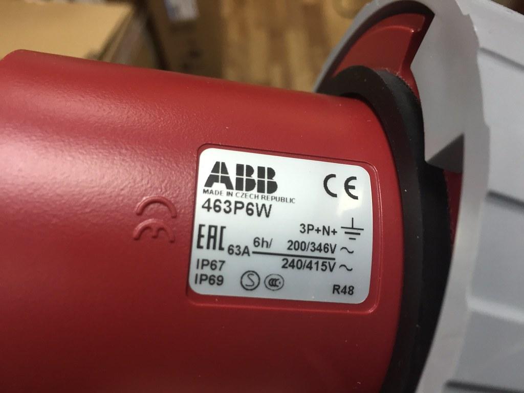 ABB 463P6W