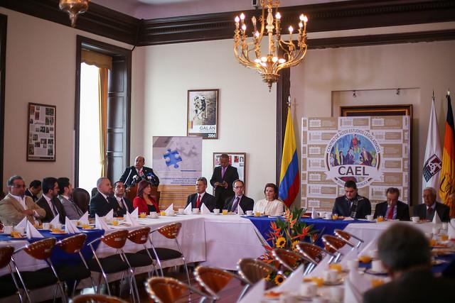 Lanzamiento Libro ¨Autonomía Universitaria en Colombia¨