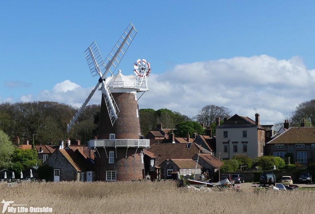 P1070154 - Cley Windmill