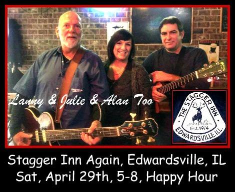 Lanny & Julie & Alan Too 4-29-17