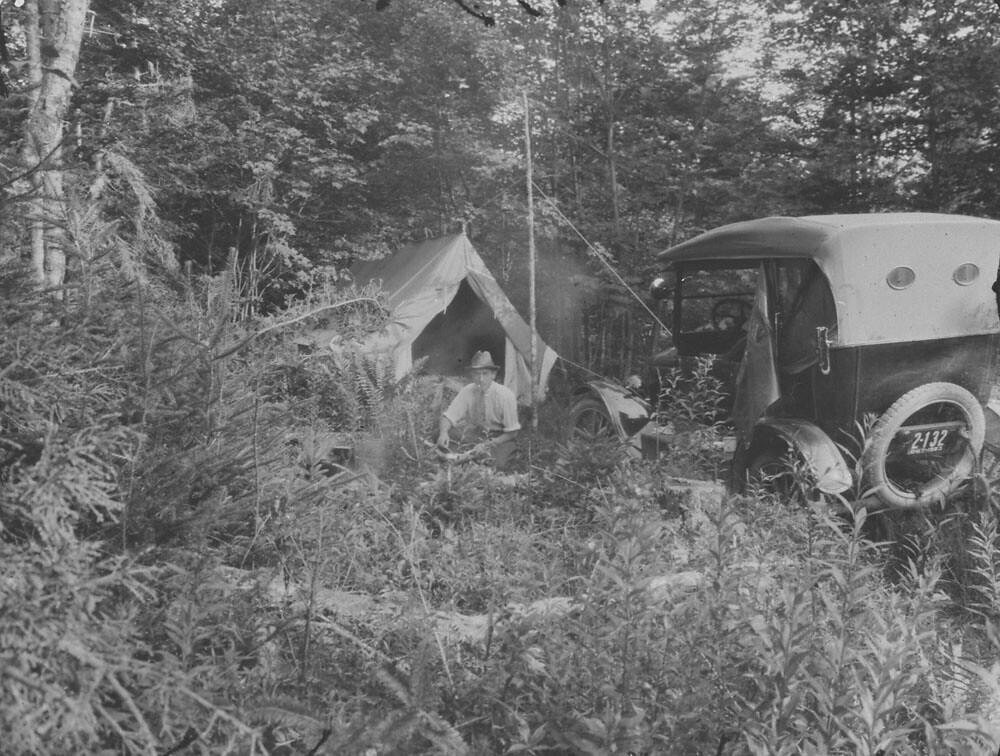 camp at salmon river digby county nova scotia camp l. Black Bedroom Furniture Sets. Home Design Ideas