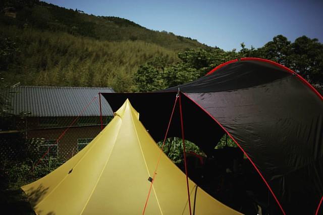 20170430 極度乾燥撤收 連人也是 #歐北露 #campinglife #locusgear #soulwhattent #bighabi #黑帝