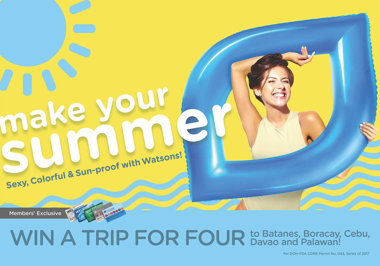 5 Watsons Make Your Summer - Gen-zel.com (c)