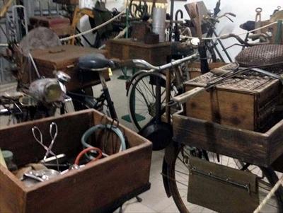 mestieri in bicicletta