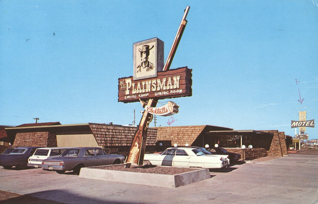 The Plainsman & Desert View Hotel - Holbrook, Arizona