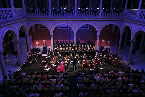 Concierto 'Requiem de Mozart' en Fundación Cajasol (Sevilla)