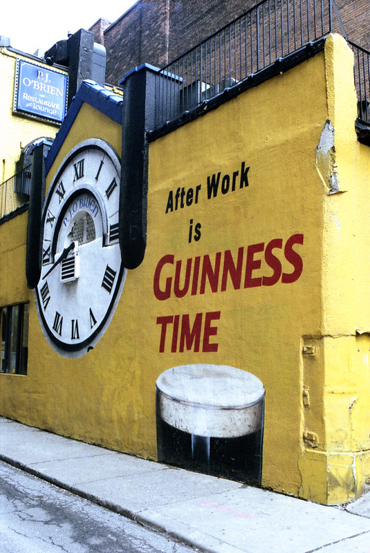 After Work is Guinness Time