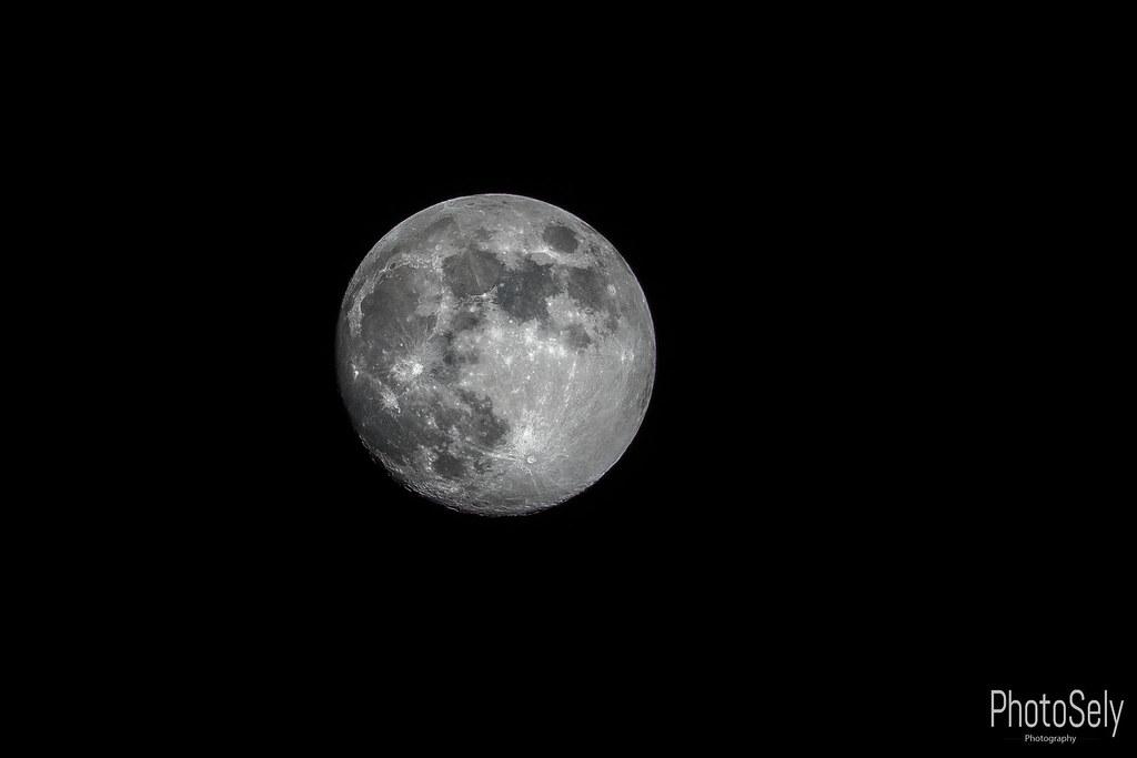 Moon over World