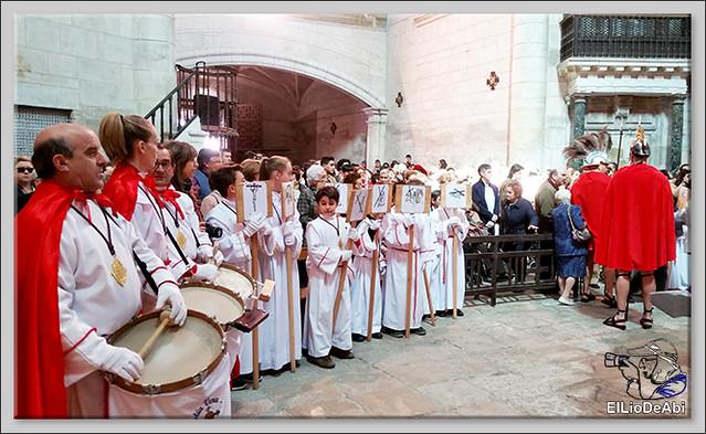Descendimiento de Jesús de la Cruz en la Semana Santa de Briviesca 2