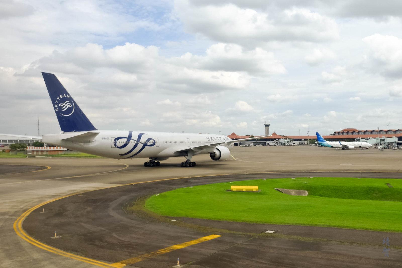 Garuda Skyteam 777