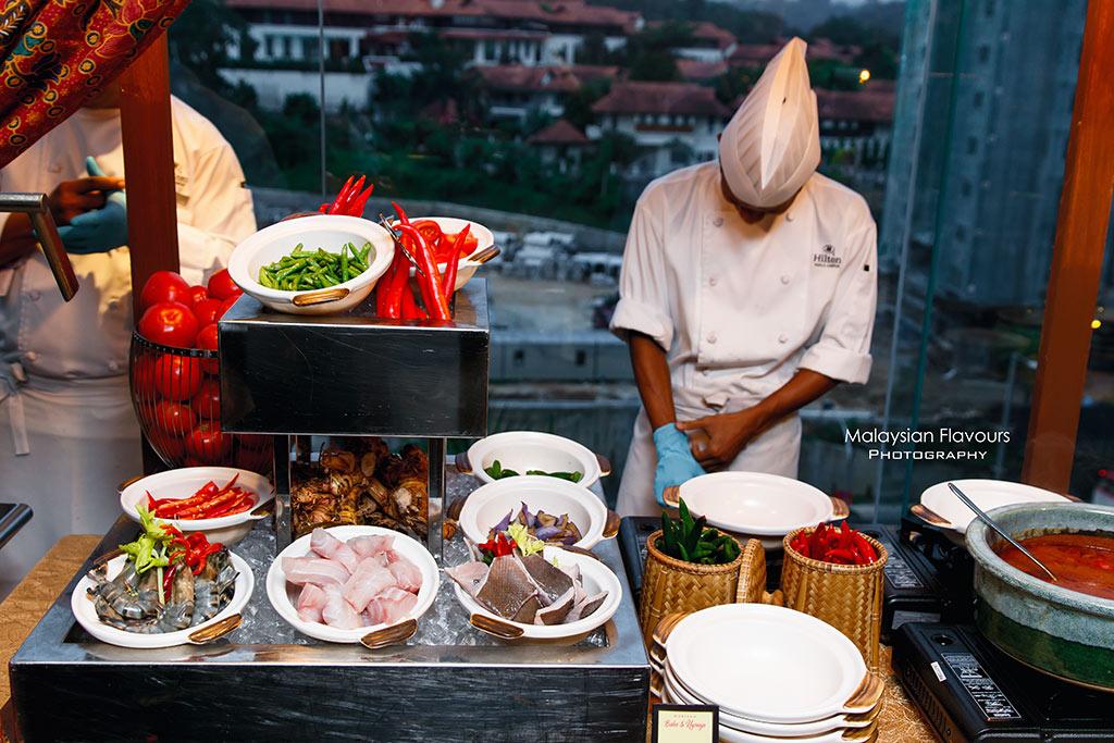 Hilton Kuala Lumpur ramadhan 2017