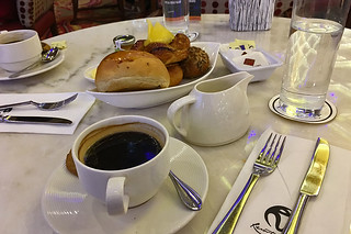 Cafe Maxims - Breads