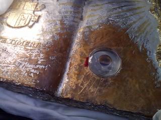La Reliquia nell'auto di De Pasquale