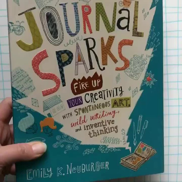 Journal Sparks by Emily Neuburger