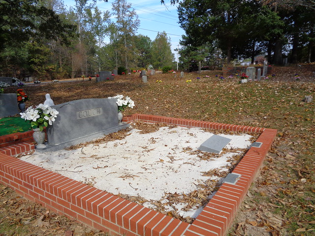 Dancy's Chapel Cemetery, Lawrence County AL